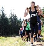Sandbag Carry Spartan Beast Sept. 19, 2015