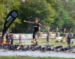 Fire Jump Spartan Beast Sept. 19, 2015